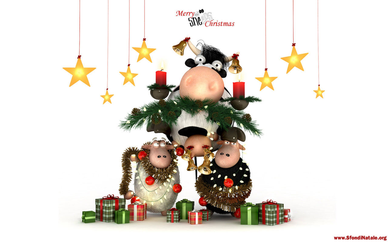 Sfondi Natalizi Originali.Sfondi Di Natale I Migliori Sfondi Di Natale