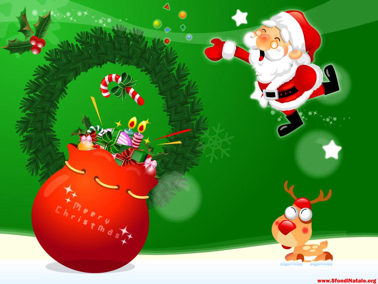 Sfondi Natalizi Foto.Sfondi Natale La Piu Bella Raccolta Di Sfondi Natale